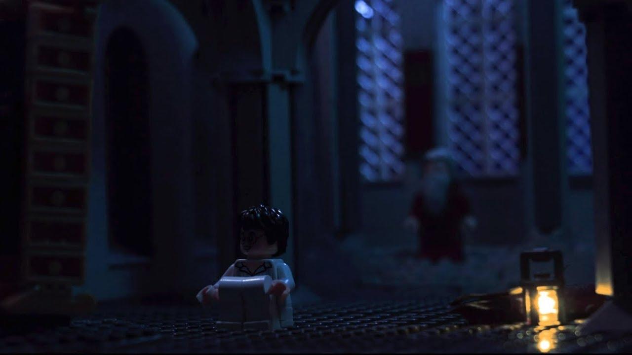乐高哈利波特厄里斯魔镜里面的场景