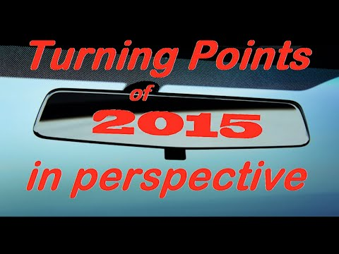7 Turning Points of 2015