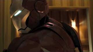 "The Anix Iron Man 2 trailer ""Take my future"""
