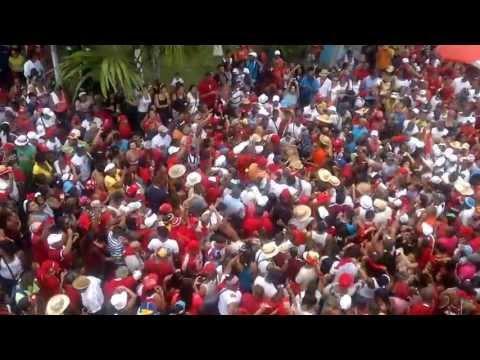 1ro de Junio Repique San Juan Bautista en Curiepe