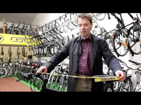 Fahrrad-Tipps 1/5 - Passende Rahmenhöhe ermitteln