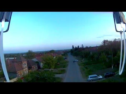 Drone Amewi AM X51 ( Udi u829A ) with iShare  s600w sport camera test flight