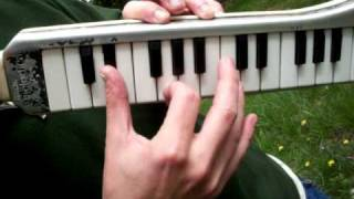*How to play a Reggae Melodica song* Tutorial