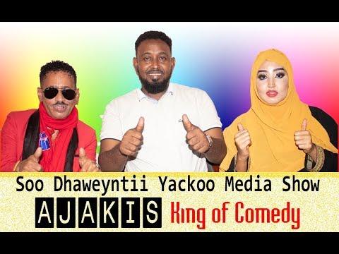 Soo Dhawentii Channelka Yackoo Media Show mp3 yukle - mp3.DINAMIK.az