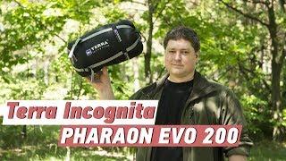 TERRA INCOGNITA PHARAON EVO 200: БЮДЖЕТНЫЙ ТРАНСФОРМЕР