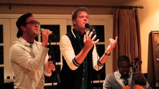 """Call Me Maybe"" by Scott Hoying, Luke Edgemon & K.O. Olusola (Carly Rae Jepsen Cover)"