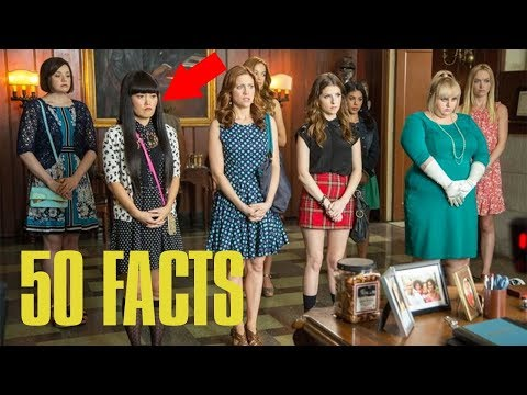 50 Facts You Didn't Know About Pitch Perfect
