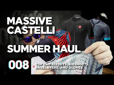 MASSIVE CASTELLI SUMMER HAUL!! - 008