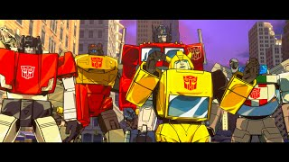 TRANSFORMERS: Devastation video
