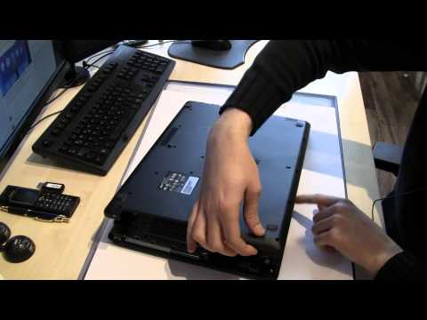 Acer Aspire E 17 ES1-711 Notebook Series RAM HDD SSD BIOS Battery disassembly Tutorial Aufrüstung
