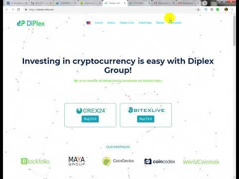 Diplexcoin! 1000 дол за год с 30! Шок! #биткойн# #эфир# #посмайнинг# #монеты# #пос# #pos#