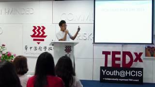 Just Beat It | Robin Kim Tae Yoon | TEDxYouth@HCIS