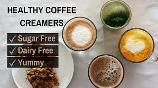 Healthy Alternatives to Coffee Creamer