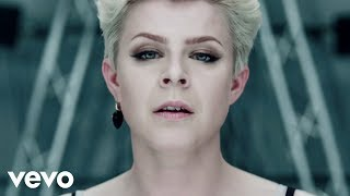 Robyn - Dancing On My Own video