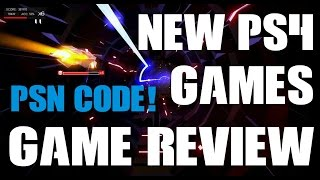 New PS4 Game Releases - Aareo Game Review - 1 PSN Game code Giveaway