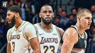 Los Angeles Lakers vs Denver Nuggets - Full Game Highlights | December 3, 2019 | 2019-20 NBA Season