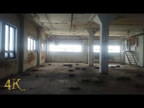 Montréal Urbex: Distillerie Seagram de Lachine / Old abandoned...