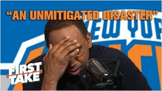 Stephen A. Smith's best New York Knicks rants over the years   First Take