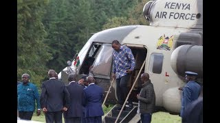 Uhuru: I have not dumped Ruto - VIDEO
