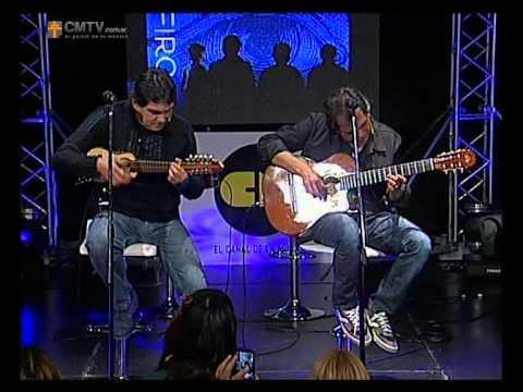 Los Nocheros video Zafiro - Estudio CM 2013