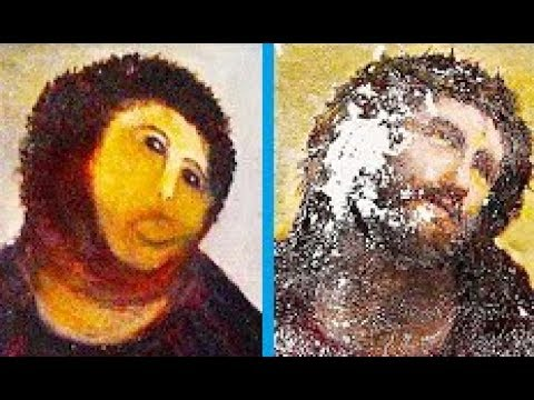 The Worst Art Restoration Attempts