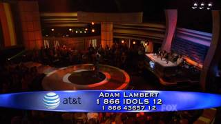 Adam Lambert - Satisfaction AI 8