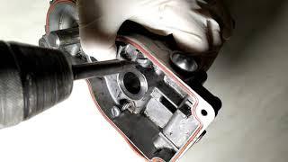 BOSCH GBH 5/40 DCE ASSEMBLY PART 2-25 MOTOR HOUSING GEAR HOUSING