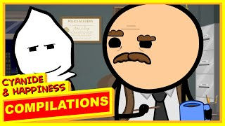 Cyanide & Happiness Compilation - #9 Revised