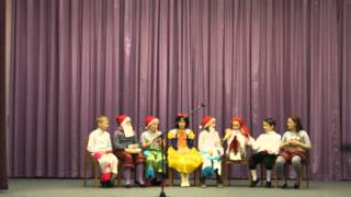 "Silly Song from ""Snow White and the seven dwarfs"""
