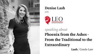 Denise Lash's Legal Career
