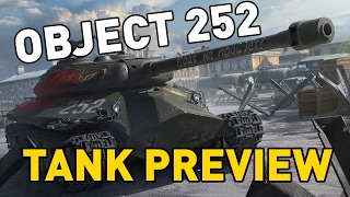 World of Tanks || Object 252 - Tank Preview