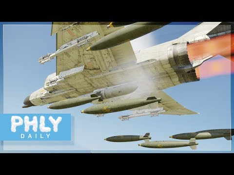 HUGE ANNOUNCEMENT PHELLAS | ROLLING THUNDER F-4C Carpet Bombing (War Thunder)