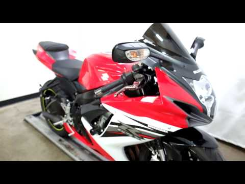 2013 Suzuki GSX-R600™ in Eden Prairie, Minnesota - Video 1
