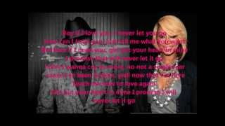 Anthony Hamilton Ft. Keri Hilson - Never Let Go [Lyrics]