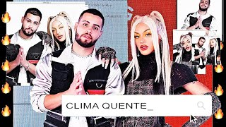 Pabllo Vittar, Jerry Smith - Clima Quente