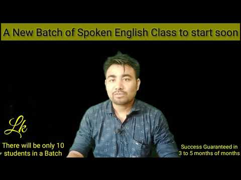 Learn English perfectly in 5 Months