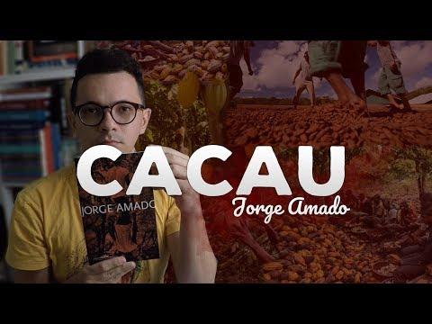 Cacau, de Jorge Amado   Christian Assunção