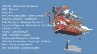 Türkçe Alternatif Rock Albüm - 1 (Karışık)