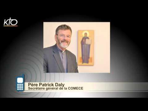 #PrayForBrussels : Père Patrick Daly