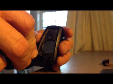 BMW X3 F25 Key Battery Replacement. Mp3