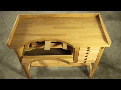 Jewellers Superior Bench, Durston