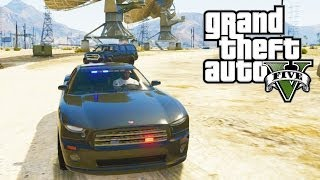 GTA 5 - FIB Buffalo & SUV Location Guide (GTA V)