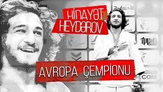 Hidayət Heydərov - Avropa Çempionu!