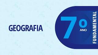7° Ano – Geografia – Formação regional brasileira – 08/04/2021