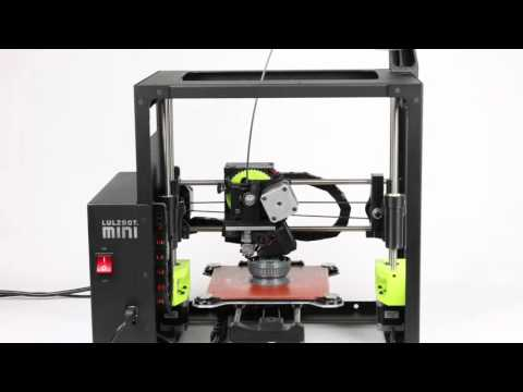 nGen - Lulzbot Mini
