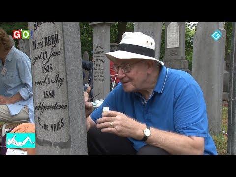 Herstel Joodse begraafplaats Winschoten - RTV GO! Omroep Gemeente Oldambt