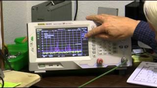 RIGOL DSA-815 Spectrum Analyzer - Frequency Accuracy - Most Popular