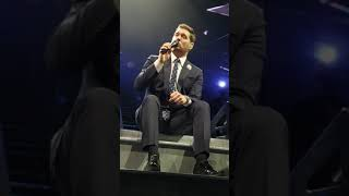 Michael Buble   Forever Now   St. Paul, MN 31819
