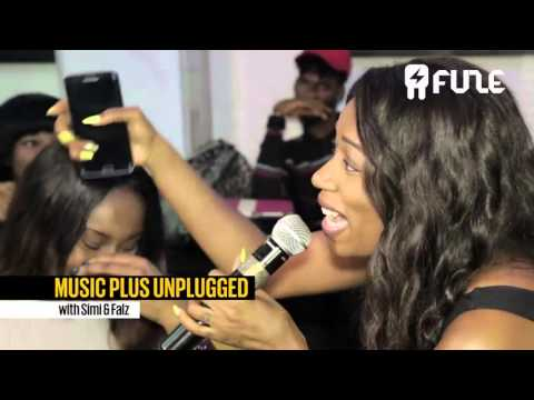 Q&A Fun Moment At 'Music Plus Unplugged' With  SIMI & FALZ [PART2]