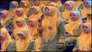 Musa Hafidz Indonesia Membuat Juri dan Peserta Menangis !!!